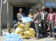 Relief support for families in Mugu