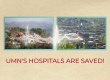 Success: UMN's hospitals are saved!